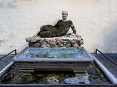 Il Babuino Statue In Rome
