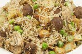 Assyrian food - Biryani 2