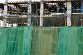 pic of construction  - Building and construction site - JPG