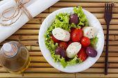 image of black-cherry  - Fresh salad of heart of palm  - JPG