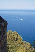 ������, ������: Majorca seascape with boats