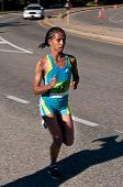 Deba Buzunesh - 2010 Medtronic Twin Cities Marathon - Women's Division