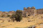 Постер, плакат: Walls of ancient Corinth
