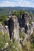 Die Bastei, Germany