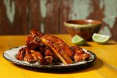 Mexican-Style Ribs