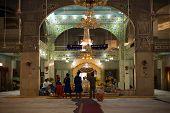 Paonta Sahib Prayer Hall Altar