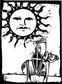 Knight and Sun