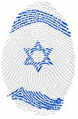 Israel Fingerprint Passport