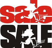 end of season sale - go shopping