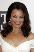 LOS ANGELES - JUN 9:  Fran Drescher arriving at the 39th AFI Life Achievement Award Honoring Morgan