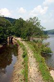 Canal Lock - Lumberville, Pa