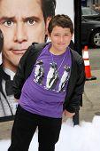 LOS ANGELES - JUN 12:  Frankie Jonas arriving at the