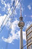 TV Tower, Berlin