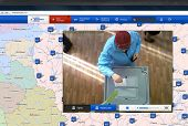 RUSSIA-MARCH 4:website web-election,project was financed with$430 million dollars, view from web cam