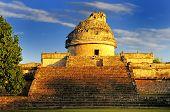 El Observatorio de Chichén Itzá,