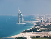 View on Burj Al Arab