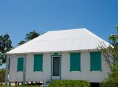 Grand Cayman Traditional House