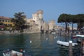Scaliger Castle Of Sirmione