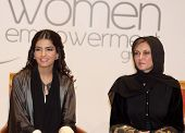 Her Highness Princess Ameerah And Sahar Al Madani
