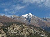 Pisang Peak, 6091M hoogte