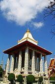 Mon Dop Putthabat at Wat Arun Rajwararam.