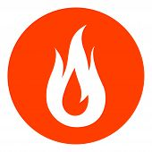 Fire Icon, Fire Icon Vector, Fire Icon Eps, Fire Icon Jpg, Fire Icon Picture, Fire Icon Flat, Fire I poster