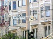 Haight Ashbury Corner