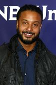 LOS ANGELES - JAN 7:  Brandon Jay McLaren attends the NBCUniversal 2013 TCA Winter Press Tour at Lan