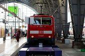 Railway station Frankfurt
