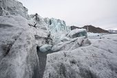 Melting Glaciers - Global Warming