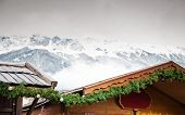 Christmas Market in the Alps