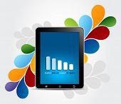 Internet Smart Technology Concept