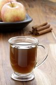 picture of cider apples  - Nothing beats a mug of hot cider on a cold winter day - JPG