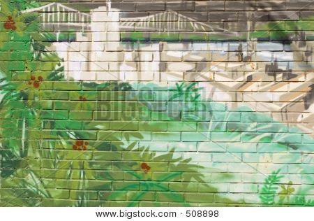 City Graffiti poster