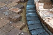 Paving Around Steps