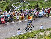 The Cyclist Sergio Miguel Moreira Paulinho