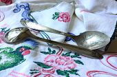 Embroidery & cutlery