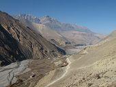 Kagbeni, Village In Nepal