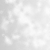 Bitmap raster polka dotted abstract background
