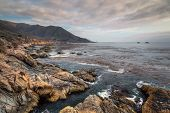 foto of pch  - Garrapata State Beach at Dusk on a September evening - JPG