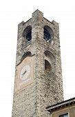 Bergamo tower