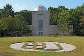 Holcomb Observatory And Planetarium On The Butler University Campus