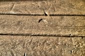 Texture Of Old Wooden Background