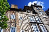 Rennes, Historic Buildings
