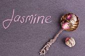 jasmine green tea balls