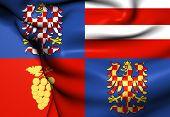 Flag Of South Moravian Region