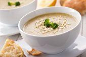Broccoli Couscous Soup