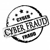 Cyber Fraud Stamp