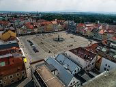 Historic Centre Of Ceske Budejovice (Czech Republic)