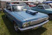 1962 Chevy 2 Door Impala
